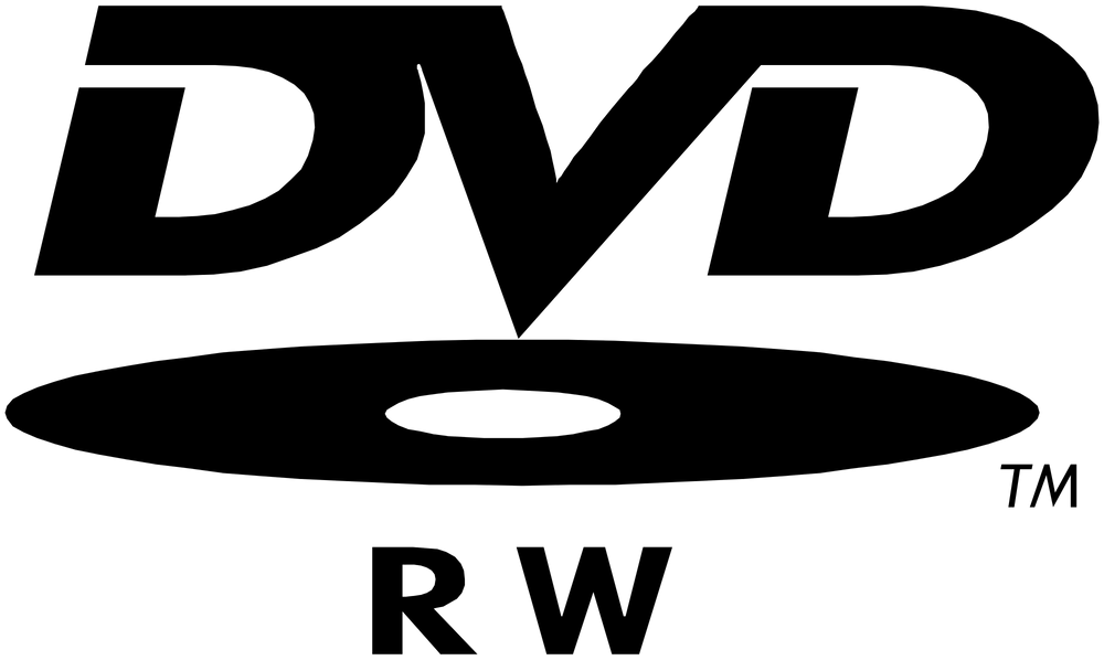 Logotipo do DVD-RW