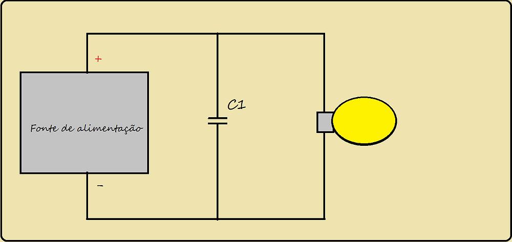 Capacitor em paralelo