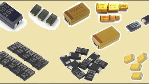 Cap. 2.8. Os componentes: Capacitor SMD