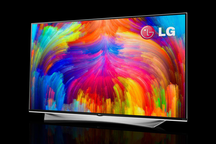TV QLED da LG