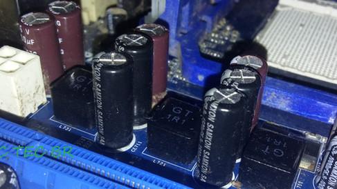 Cap. 2.2. Os componentes: Capacitor de Óxido de Alumínio
