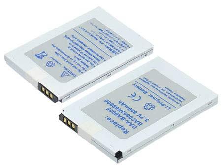 Bateria Li-Poly Hibrida