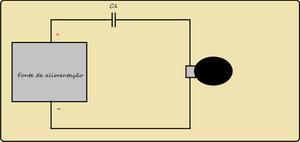Capacitor em série