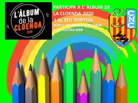 ALBUM CLOENDA 2020