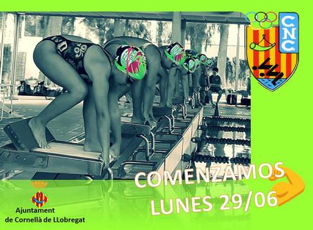 COMENZAMOS EL LUNES 29/06