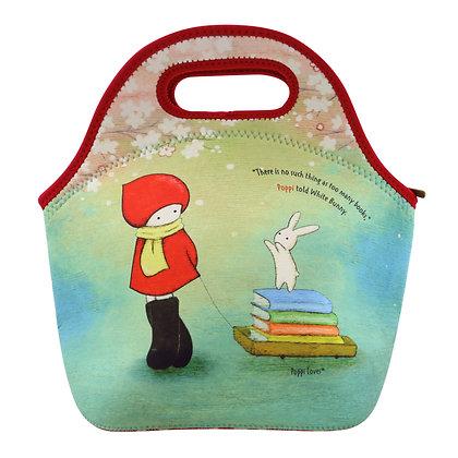 Lunch Bag - Poppi Loves Neoprene-Librarian