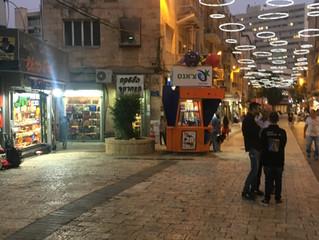 Israël....Jérusalem, bouillon de culture entrepreneuriale ?
