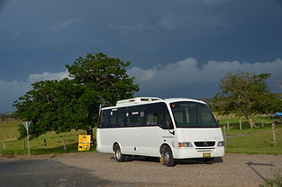 Berry Bus Service UQY 849 Mercedes Benz Vario