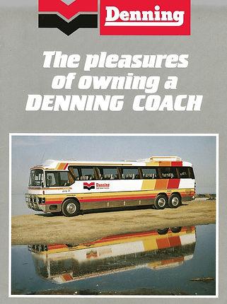Denning Mono Sales Brochue
