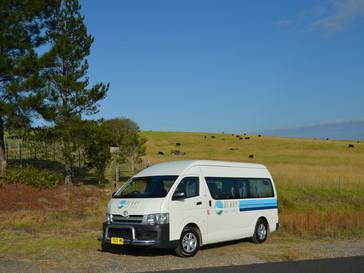 13 seat mini bus