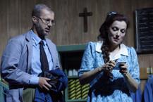 Ladislav Elgr mit Alexandra Lubchansky.J