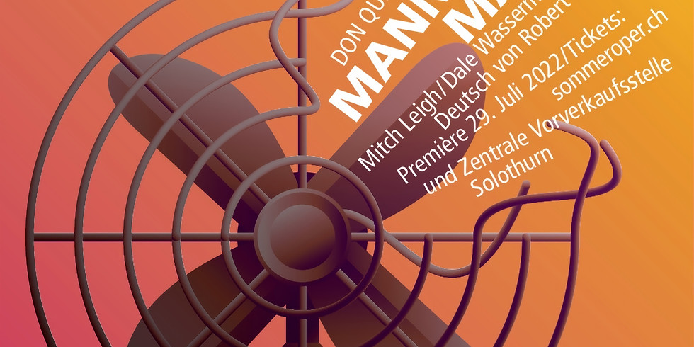 Der Mann von La Mancha (Première)