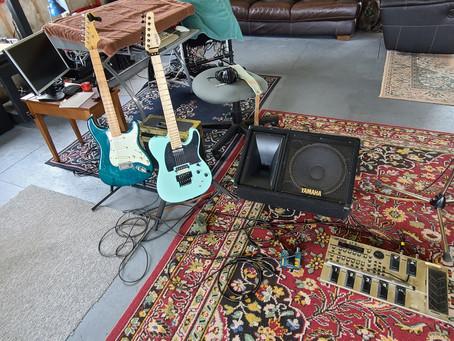 A Great Weekend Jam At Paradise Studios!!
