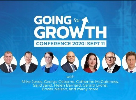 Date for the Diary: 11th September - Going for Growth