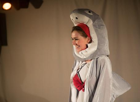 #BeingBarbarella at the Etcetera Theatre, 24th April!