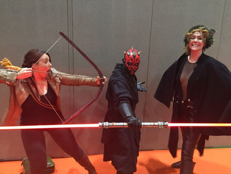 My pics from MCM London Comic-Con