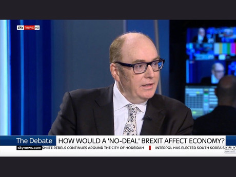 Sky News - No Deal - 21st November 2018