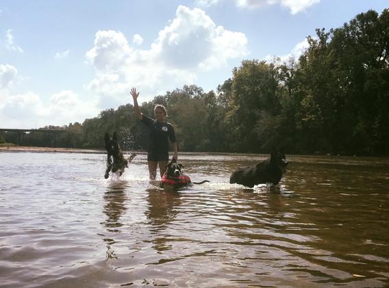 Ocmulgee River, Macon, GA
