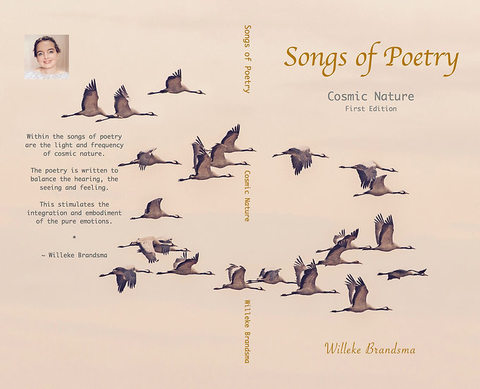Book Songs of Poetry ~ Cosmic Nature