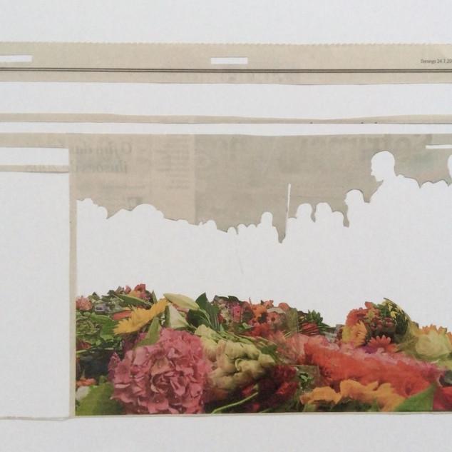 Sem título, 2016  da série Deslocamentos   29 x 32 cm