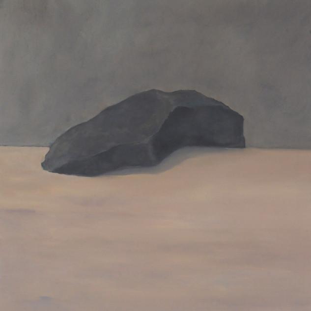 Sem título, 2019 óleo sobre tela 60 x 60cm