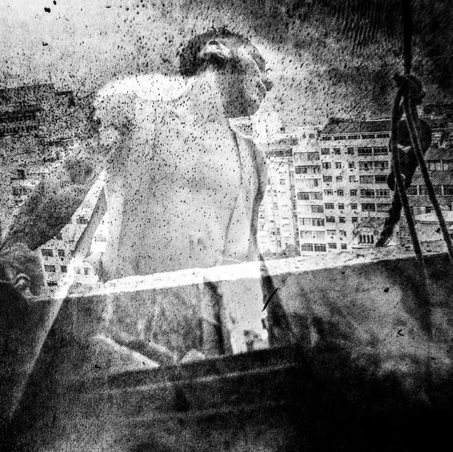 Nabuchodonosor (Babilônia series)  2014  60x40 cm  Pinhole e fotografia digital  Tiragem 5 + 2 PA