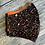 Thumbnail: Black & Orange Splatter Versatile Ninja Mullet -Adult