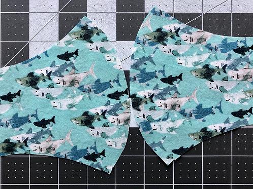 Custom Versatile Ninja - Shark frenzy