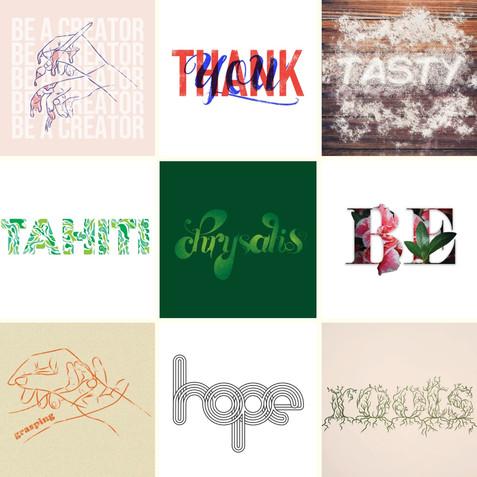 #typographytoday