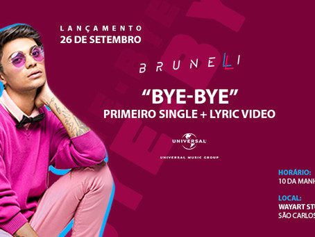 Cantor de São Carlos faz lançamento com a Universal Music