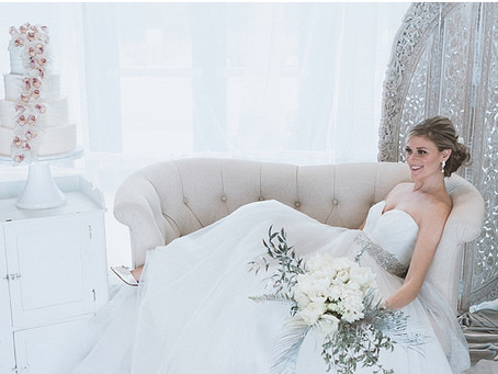 A Winter Bride Styled Shoot