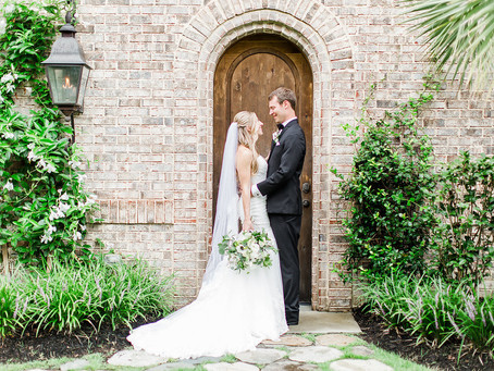 Chelsea + Jeff | Wrightsville Manor Wedding