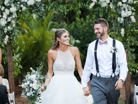 Claire + Stephen | Wrightsville Manor Wedding