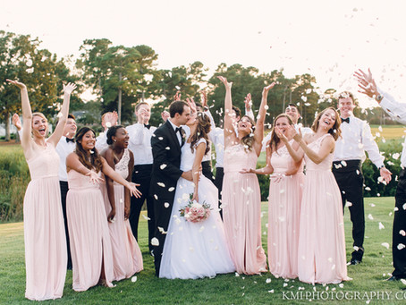 Christian + Katy | Landfall Wedding