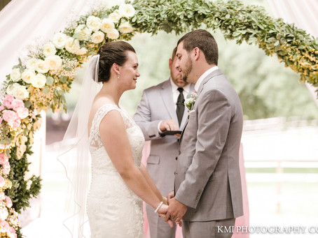 Sarah + Justin | Poplar Grove Plantation Wedding
