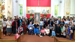 26 August 2017, Sacred Heart, Kilburn, London NW6 4PS162633649