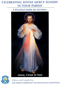 Celebrating Divine Mercy Sunday in your Parish  A Practical Guide for Parishes