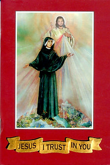 Jesus I trust in You - Selected Prayers of Saint Faustina