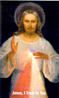 The Chaplet to The Divine Mercy