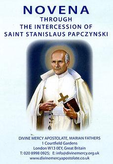 Novena to Saint Stanislaus Papczynski