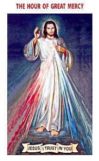 Holy Hour of Great Mercy