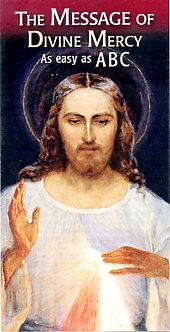MESSAGE OF DIVINE MERCY