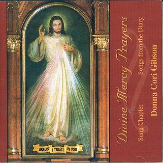 Divine Mercy Prayers Dona Cori Gibson CD