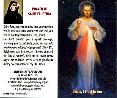 Divine Mercy Chaplet and 3'Oclock Prayer
