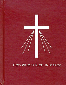 God who is Rich in Mercy - Meditations and Prayers to the Divine Mercy