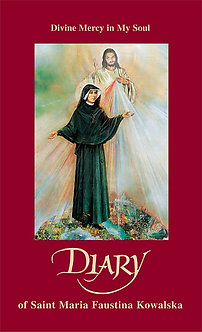 Diary of Saint Faustina Kowalska: Divine Mercy in My Soul - Small Paperback
