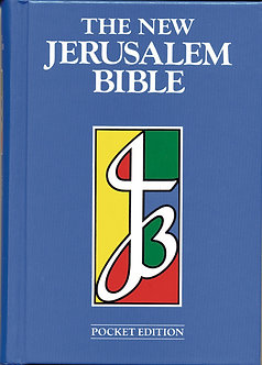The New Jerusalem Bible -Reader's Edition