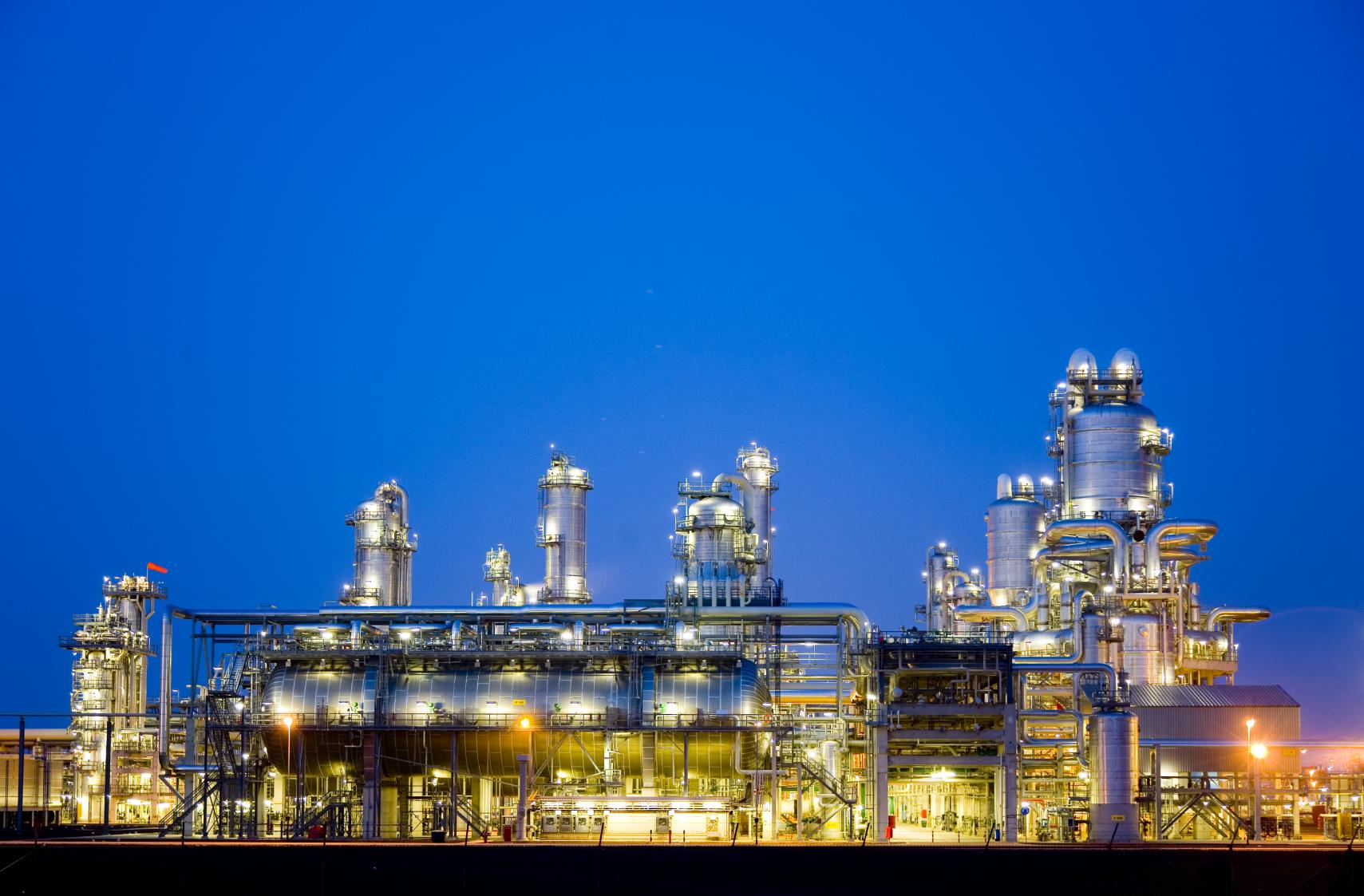 Petrochemical Site