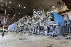 Paper Machine in production