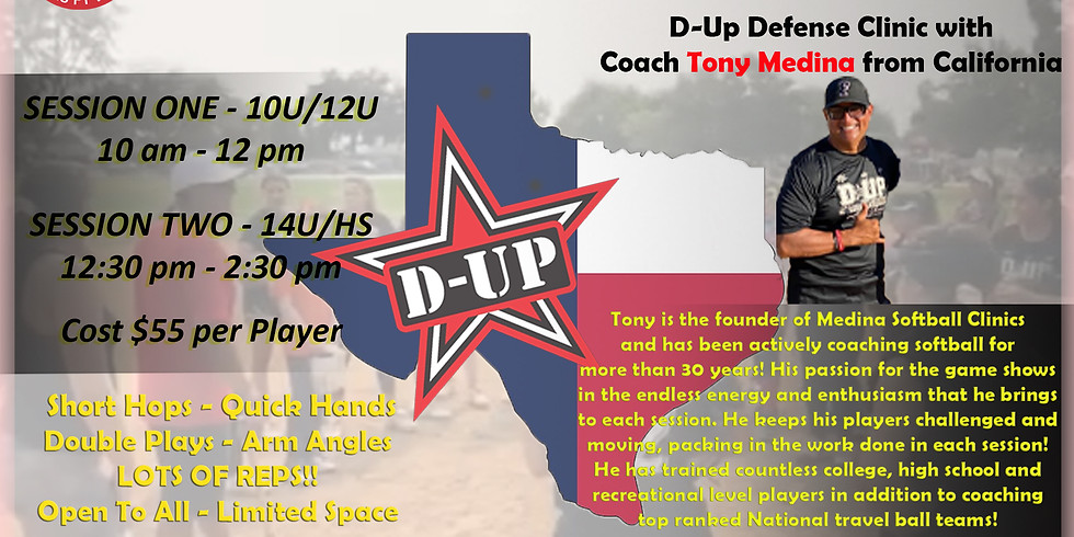 D-Up Session One